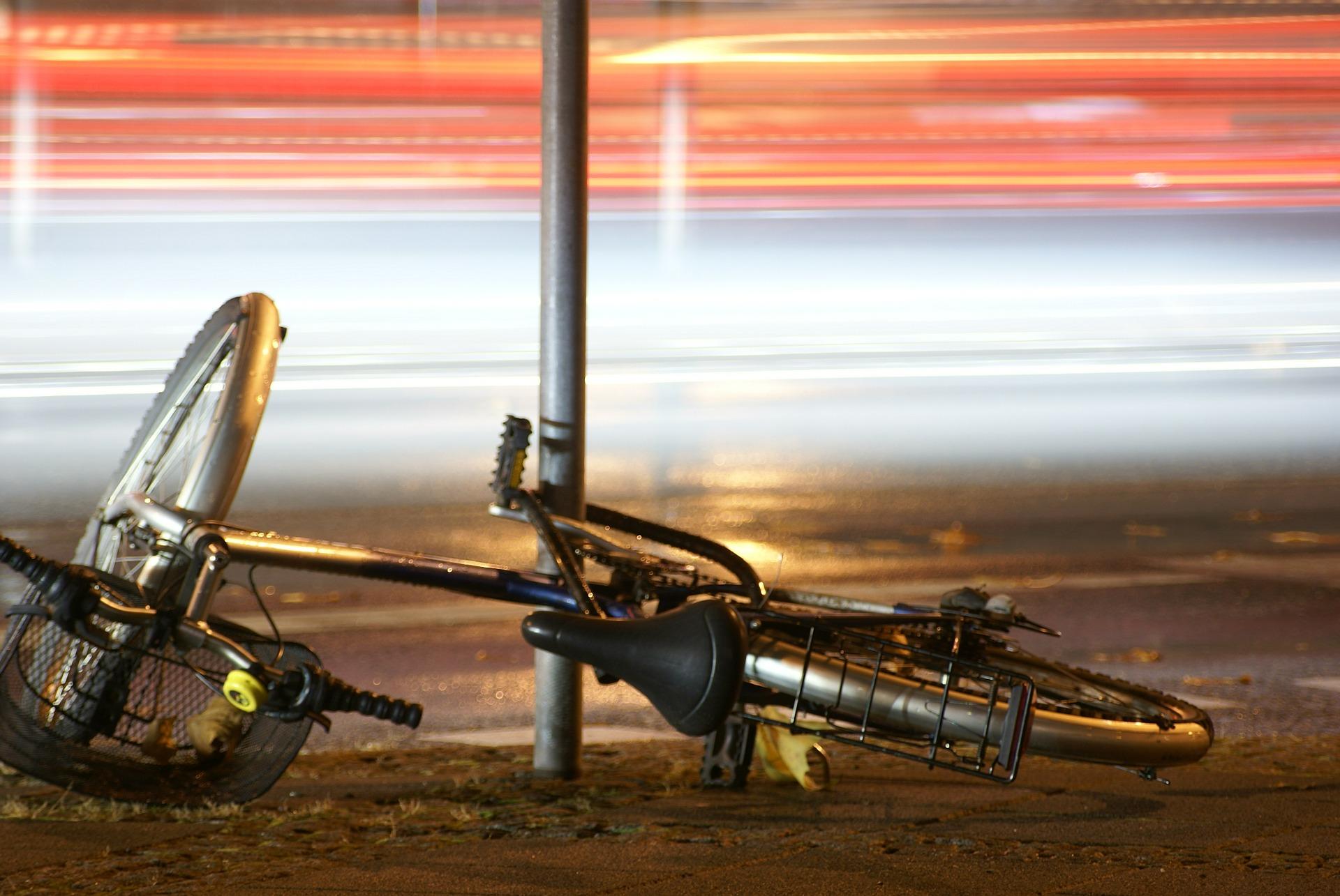 Verkehrssicherungspflicht beim Abstellen von Fahrrädern