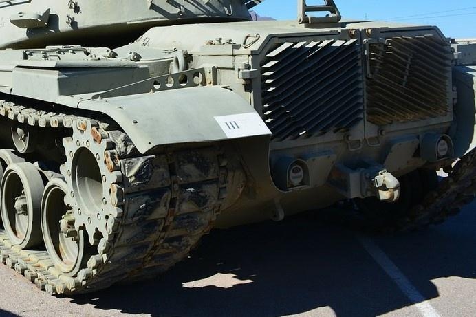 Panzer bleibt Panzer – auch ohne Kanone