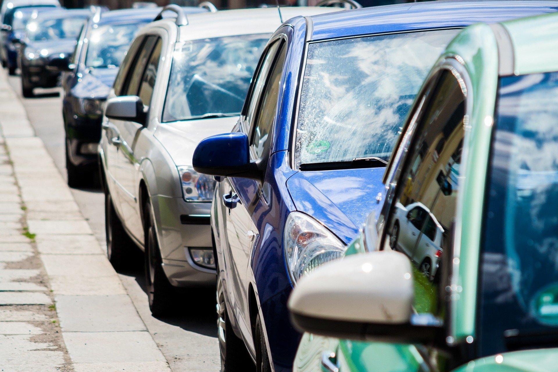 Bußgelder für Parken auf dem Bürgersteig 3